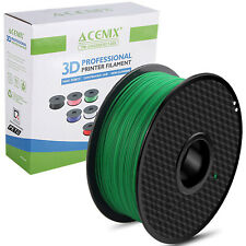 ACENIX® Green PETG 3D Printer Filament 1.75mm 1KG Spool Filament for 3D Printing