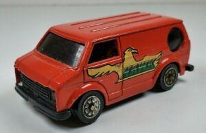 Bedford Red Hawk Van 1:64 Scale Diecast Vehicle No COO