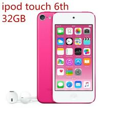 🔥NEW Apple iPod touch 6th Generation Pink 32GB MP3/4 Player - US Free Shipp