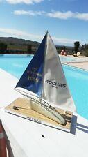 Présentoir parfum PLV bateau Voilier