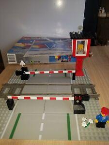 LEGO vintage train 4539  / 100% complet + boite + instructions