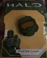 Master Chief Helmet Pin Series