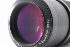 【Near Mint】 Nikon Nikkor-C Ai converted 80-200mm f4.5 Zoom Lens from JAPAN OA34