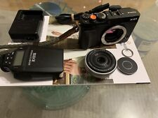Fujifilm X-E3 24.3MP Digital Camera and FUJINON XF 27mm F/2.8 Lens + Speedlite