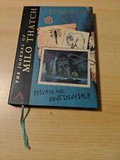 The Journal of Milo Thatch - Atlantas the Lost Empire - Disney