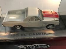 Hot Wheels Kalifornia Kustoms 70 El Camino Tube
