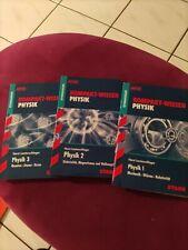 Kompakt-Wissen Gymnasium - Physik 1, 2 und 3 von Horst Lautenschlager (2017)