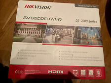 More details for hikvision embedded nvr ds-7600 series model ds-7616ni-i2/16p brand new