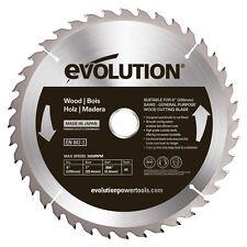 "Evolution 9"" Wood Blade 230BLADEWD"