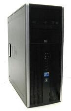 **HP Compaq 8100 Elite Mini Tower | 2.80GHz Core i7 860 | 8gb DDR3 | DVD-RW