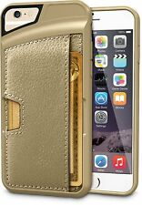 Genuine CM4 q-carte multi color wallet case cover support pour iPhone 6 iPhone 6S