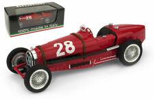 Brumm R174 Bugatti Type 59 #28 5th Monaco GP 1934 - Tazio Nuvolari 1/43 Scale