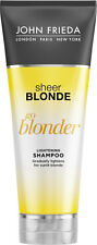 John Frieda Sheer Blonde Go Blonder Lightening Shampoo (250ml)