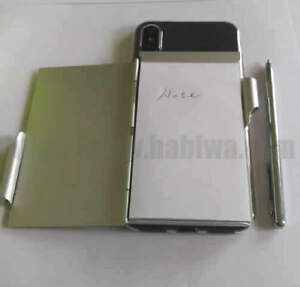 Notebook Pen for Universal Mobile phone Case Write down Inspirations in 1 second