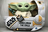 Star Wars Mandalorian The Child Baby Yoda Electronic Talking Plush *IN HAND*