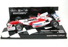 Panasonic Toyota Racing TF 104 No.16 Formel 1 2004 (J.Trulli) 1:43 Minichamps