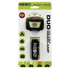 NEBO DUO LED COB HEADLAMP - 4 LIGHT MODES - 6444 - UK SELLER