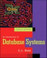 An Introduction to Database Systems 8th Int'L Edition