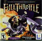FULL THROTTLE GAME GIOCO PC NUOVO ITALIANO