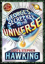 George's Secret Key To The Universe, Stephen Hawking Hardback Book