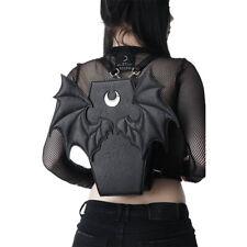 Killstar Gothic Goth Okkult Rucksack - Zamara Sarg Fledermaus Flügel Mond