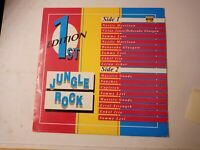 Jungle Rock - The 1st Edition-Various Artists Vinyl LP UK Copy