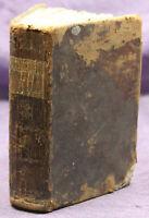 Chompre Dictionnaire abrege De La Fable um 1800 Wörterbuch Nachschlagewerk sf