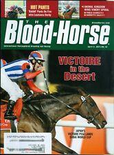 2011 The Blood-Horse Magazine #13: Victorie Pisa Wins Dubai World Cup/Rabbit