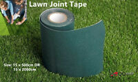 A99 Lawn Joint Tape Self-Adhesive Seaming Turf Artificial Grass 6in*16.4ft/65ft