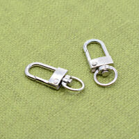 Hot Sale 10PCS Lobster Clasps Swivel Trigger Clips For Key Chain Snap Hook