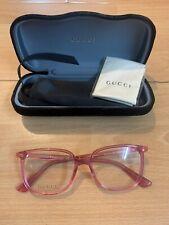 Gucci Pink Frames GG0260O RRP £131 GG02600