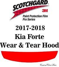 3M Scotchgard Paint Protection Film Pro Series Clear Bra Fit 2017 2018 Kia Forte