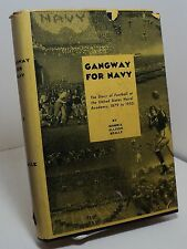 Gangway for the Navy by Morris Allison Bealle - US Naval Academy football
