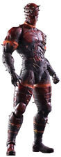"METAL GEAR SOLID: The Phantom Pain - Man On Fire 11"" Play Arts Kai Action Figure"