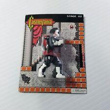 NECA Castlevania Dracula X Chronicles Simon Belmont Promo Figure NEW 8-bit style