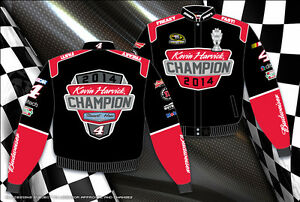 Men's Kevin Harvick Nascar Champion Jacket 2014 Bud Sprint Cup BLOWOUT SALE