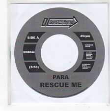(FN957) Para, Rescue Me - 2008 DJ CD