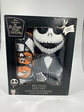 New The Nightmare Before Christmas Large Dogs Pet Toys Gift Set