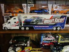 JADA 1/32 IMPORT RACER PETERBILT 387 SEMI TRUCK USED NO BOX *READ*