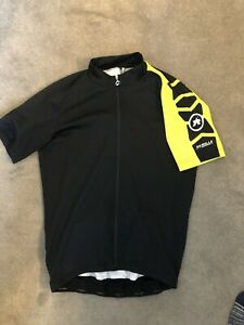 Assos SS Mille Evo7 mens pro cycling jersey - Medium - Top Condition