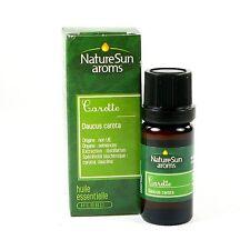 NatureSun Aroms - Huile Essentielle Carotte Bio - 10 ml