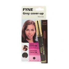 Fyne Instant Grey Cover - up Masara for Hair 7g Dark Brown