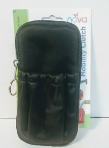NOVA MOBILITY CLUTCH ~ USE ON WALKERS, WHEELCHAIRS, CANES, TRANSPORT CHAIRS