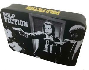 Pulp Fiction - Vincent & Jules - Ufficiale Portafoglio IN Regalo Latta