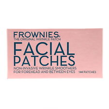 Frownies  Facial Patches  For Foreheads   Between Eyes  144 Patches