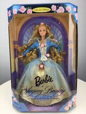 NIB Barbie Doll 1997 Sleeping Beauty Princess Collector Edition Fairy Tale