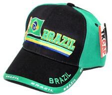 Brazil  World Soccer Country Flag Hat Cap