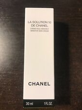 Chanel La Solution 10 De Chanel Sensitive Skin Cream 1 OZ / 30 ML - NIB