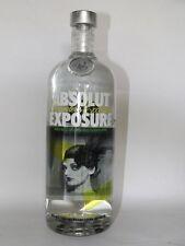 Absolut Vodka Exposure No.2  40% vol. 1000ml Edition