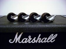 USA Marshall Cabinet Casters Amplifier Amp Guitar JCM JVM DSL 1936 1960 Wheels
